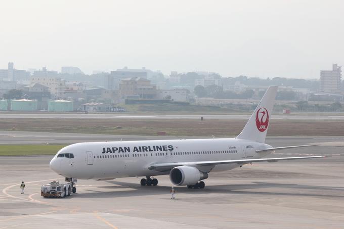 ボーイング767-300ER JAL 伊丹空港_d0202264_632949.jpg
