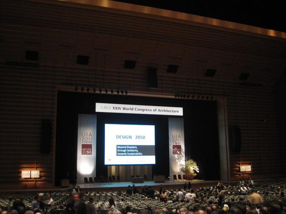 UIA2011 TOKYO大会 9月26日~28日_e0215179_17411398.jpg