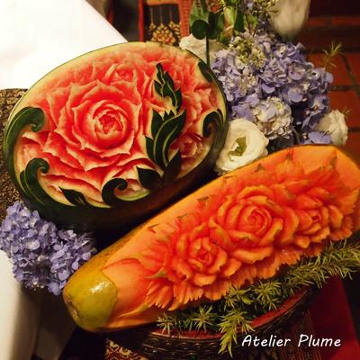 タイ旅行  10  タイ料理レストランSpice Market_e0154202_12253210.jpg