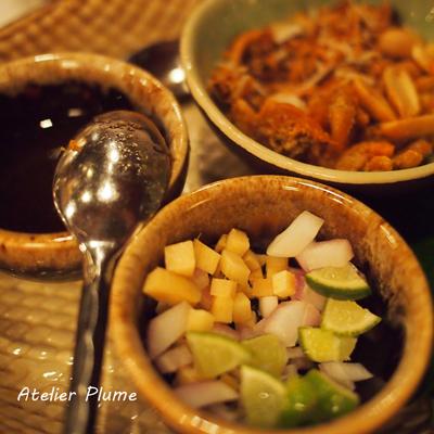 タイ旅行  10  タイ料理レストランSpice Market_e0154202_12255645.jpg