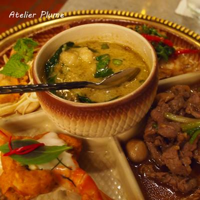 タイ旅行  10  タイ料理レストランSpice Market_e0154202_12262826.jpg