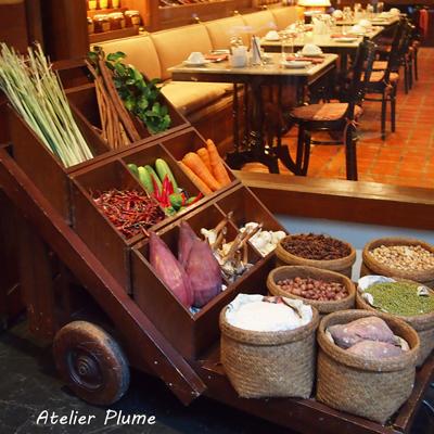 タイ旅行  10  タイ料理レストランSpice Market_e0154202_12271248.jpg