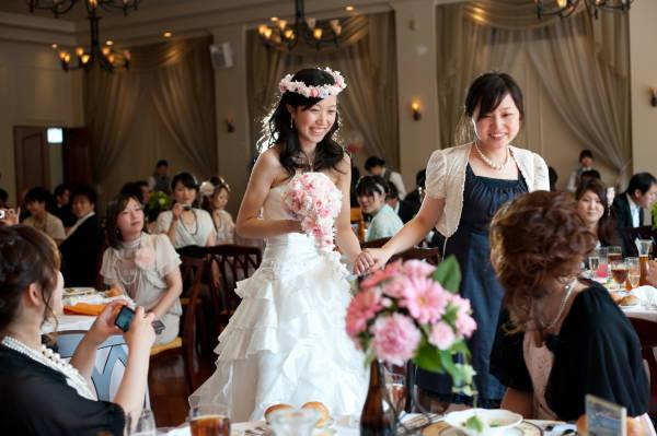 新郎新婦様からのメール お義姉さまから妹様へ 群馬まで 花冠と花鎖_a0042928_1115380.jpg
