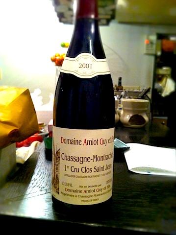 本日のグラスワイン&もろもろ_a0114049_16395382.jpg