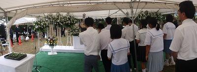 慰霊祭_c0180460_143844100.jpg
