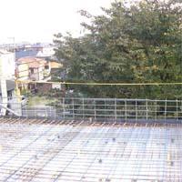 M clinic&house 鉄骨建て方_d0013873_1685253.jpg