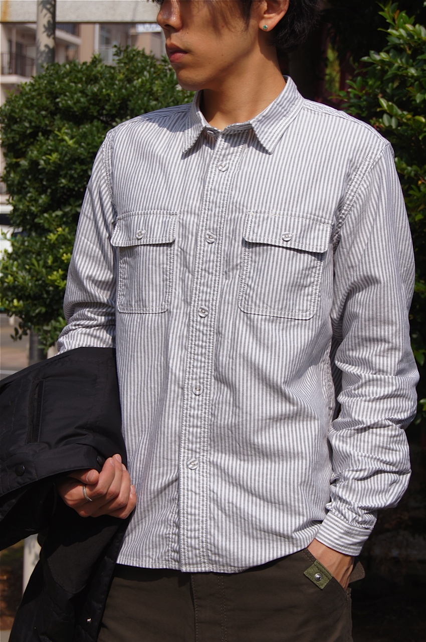 "Shirt special edition ""White Mountaineering\"" etc_f0020773_21155510.jpg"