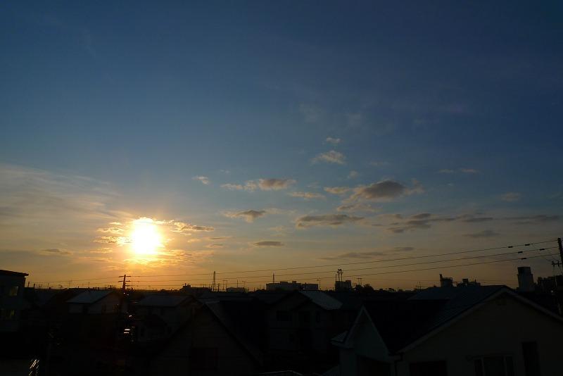 よいお天気 優空が退院 さっそく札幌へ_a0160581_802796.jpg