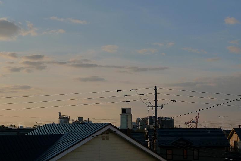 よいお天気 優空が退院 さっそく札幌へ_a0160581_821717.jpg