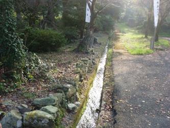 秋のドライブ。若宮の「清水寺」。_e0188087_22133766.jpg