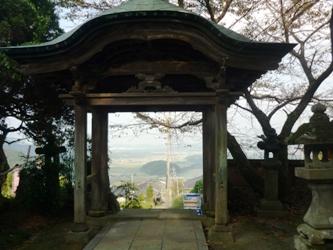 秋のドライブ。若宮の「清水寺」。_e0188087_22153751.jpg