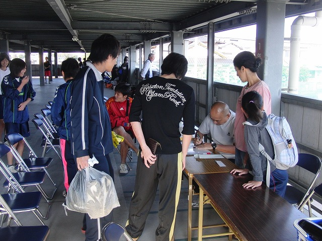 今年も晴天の下で行なわれた富士市スポーツ祭ハンドボール大会_f0141310_749596.jpg