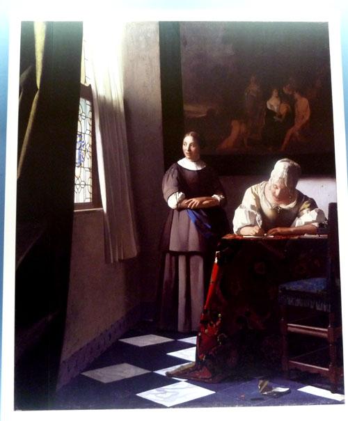 フェルメールからのラブレター展、ワシントンN・ギャラリー展_e0048413_1728488.jpg