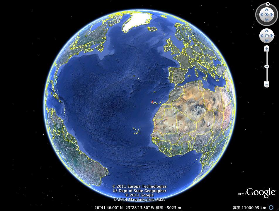 もうすぐ「米東海岸」に巨大津波の恐怖!?:カナリア諸島エルヒエロ火山が噴火??_e0171614_12231286.jpg