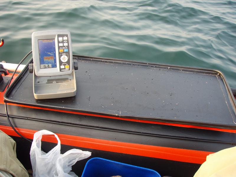 2馬力ボート釣り 知多半島 豊浜 2011年10月12日(水)_d0171823_23523634.jpg