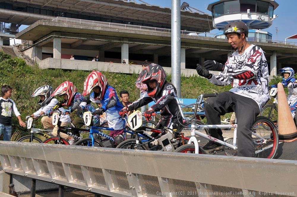 10月10日CSC BMX愛好会/チャッキーカップVOL2:チャッキーカップ第4戦予選第1ヒート_b0065730_22462543.jpg