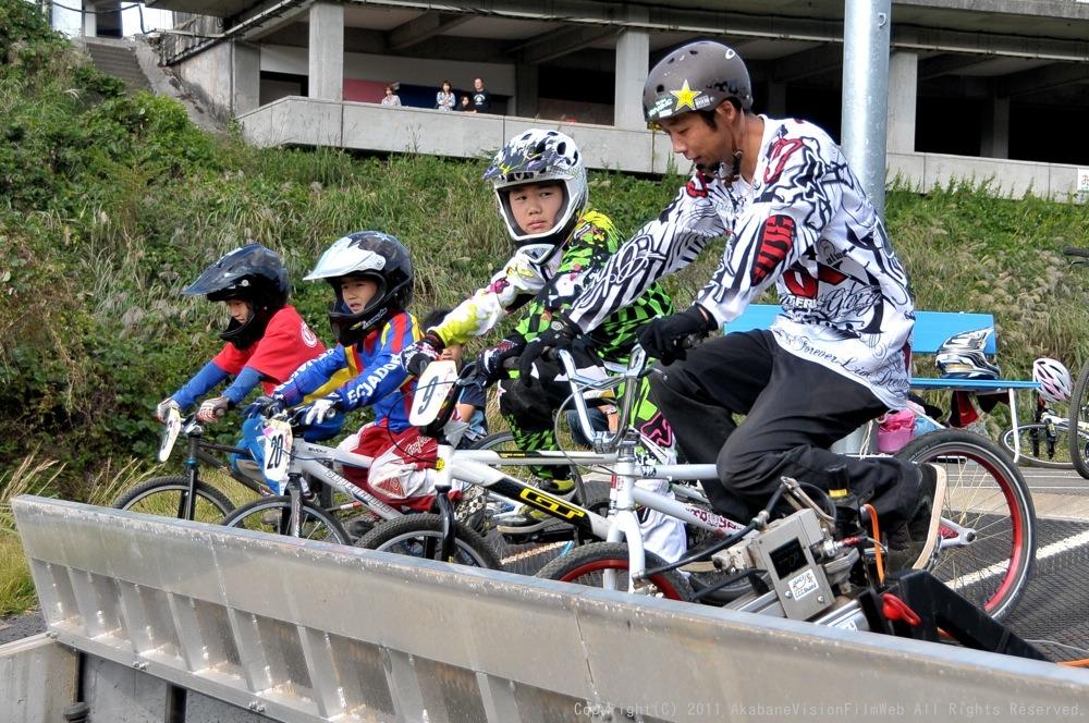 10月10日CSC BMX愛好会/チャッキーカップVOL2:チャッキーカップ第4戦予選第1ヒート_b0065730_22541662.jpg