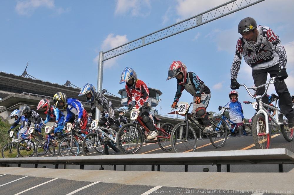 10月10日CSC BMX愛好会/チャッキーカップVOL2:チャッキーカップ第4戦予選第1ヒート_b0065730_22555636.jpg