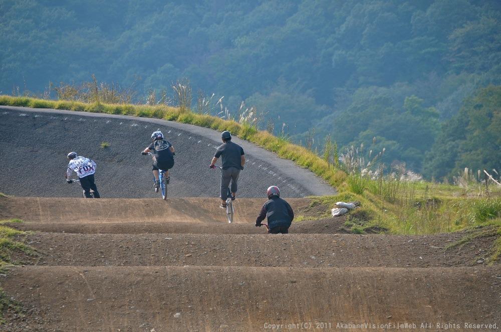 10月10日CSC BMX愛好会/チャッキーカップVOL2:チャッキーカップ第4戦予選第1ヒート_b0065730_2301428.jpg