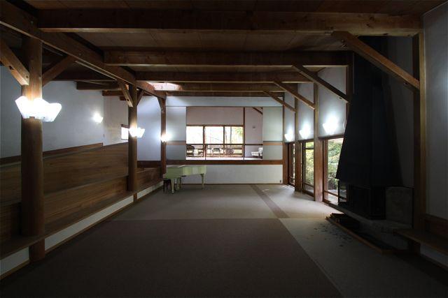 朝4時起きで、軽井沢に来ています・・・_f0165030_6495069.jpg