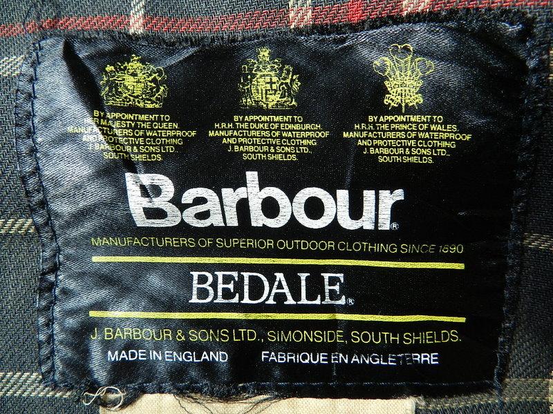 Barbour!_f0226051_11513432.jpg