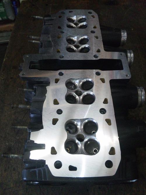 カワサキGPZ400Rエンジンオーバーホール・・・その7_a0163159_2140328.jpg