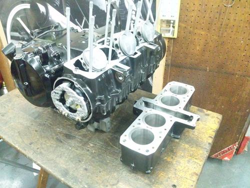 カワサキGPZ400Rエンジンオーバーホール・・・その7_a0163159_21404969.jpg