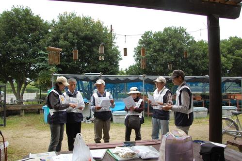 鳴滝小学校2年生40名遠足サポート in うみべの森_c0108460_17472917.jpg