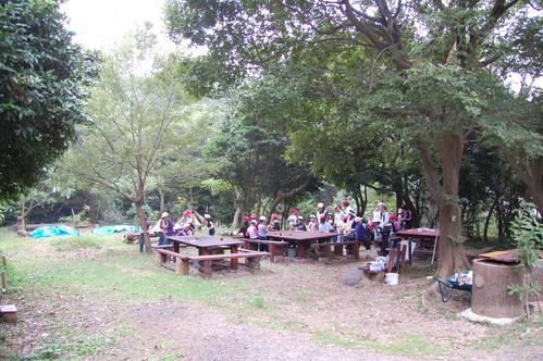 鳴滝小学校2年生40名遠足サポート in うみべの森_c0108460_182394.jpg
