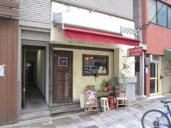 YOTTERIA GAKU(ヨッテリア ガク) / とろける豚煮込みカレー_e0209787_1251456.jpg