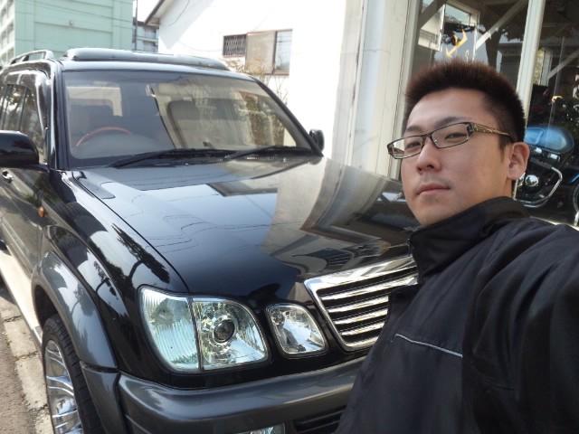 ランクル TOMMY札幌店 10月14日 今日の納車準備☆_b0127002_20515673.jpg