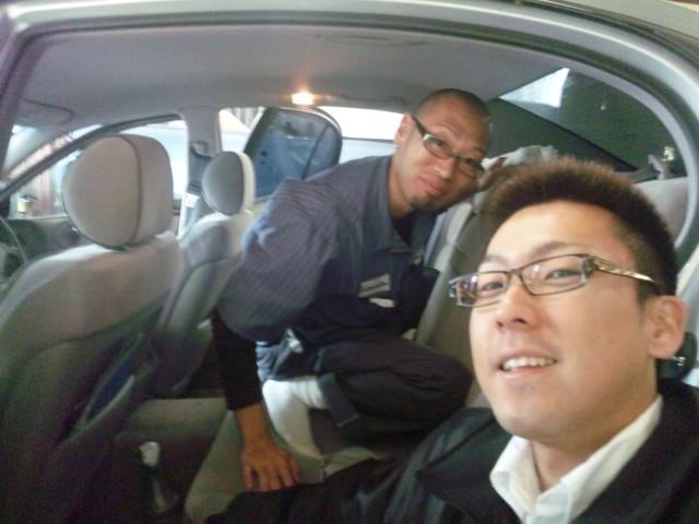 ランクル TOMMY札幌店 10月14日 今日の納車準備☆_b0127002_20524437.jpg