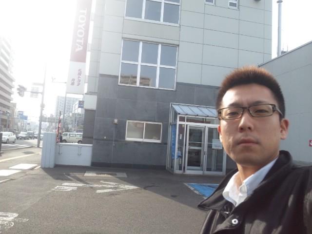 ランクル TOMMY札幌店 10月14日 今日の納車準備☆_b0127002_20533014.jpg