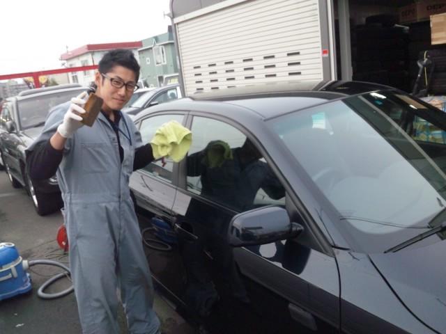 ランクル TOMMY札幌店 10月14日 今日の納車準備☆_b0127002_21162064.jpg