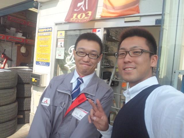 ランクル TOMMY札幌店 10月14日 今日の納車準備☆_b0127002_2143210.jpg