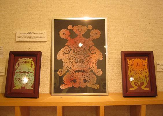 たまごの工房 第4回 怪獣図鑑展 その8_e0134502_1235442.jpg