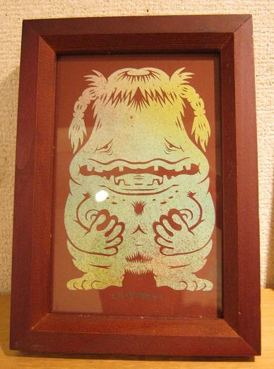 たまごの工房 第4回 怪獣図鑑展 その8_e0134502_1246611.jpg