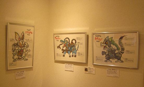 たまごの工房 第4回 怪獣図鑑展 その8_e0134502_12511181.jpg