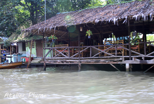 タイ旅行  11  水上マーケット_e0154202_0502237.jpg