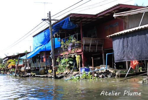タイ旅行  11  水上マーケット_e0154202_051130.jpg