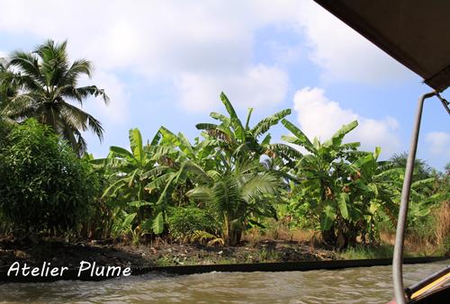 タイ旅行  11  水上マーケット_e0154202_0512073.jpg
