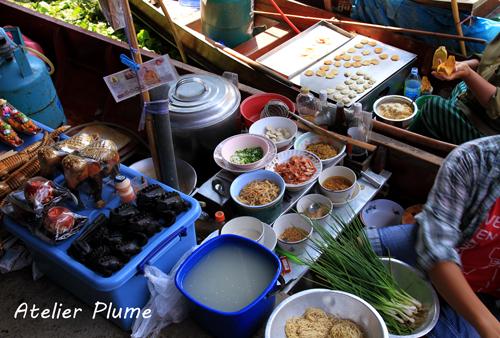 タイ旅行  11  水上マーケット_e0154202_052118.jpg