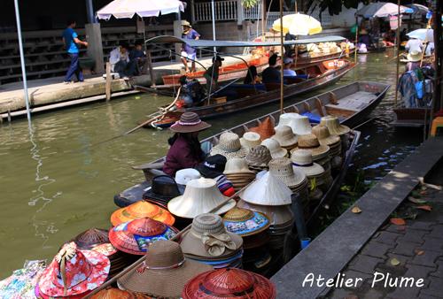 タイ旅行  11  水上マーケット_e0154202_0524218.jpg