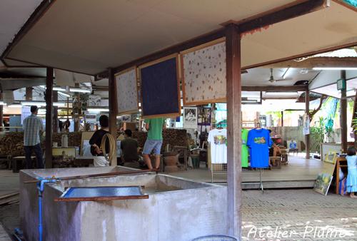 タイ旅行  11  水上マーケット_e0154202_172778.jpg