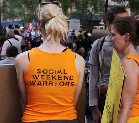 あまりメディアが伝えないニューヨークのウォール街デモの素顔_b0007805_1827514.jpg