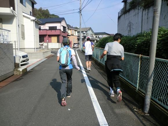 10月9日 仲間4人で谷戸山公園へ_d0252115_17232510.jpg