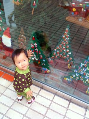 クリスマスカンパニー@代官山_d0154325_14531830.jpg