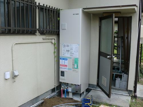 佐伯区・K様邸 オール電化&リフォーム工事_d0125228_15455911.jpg
