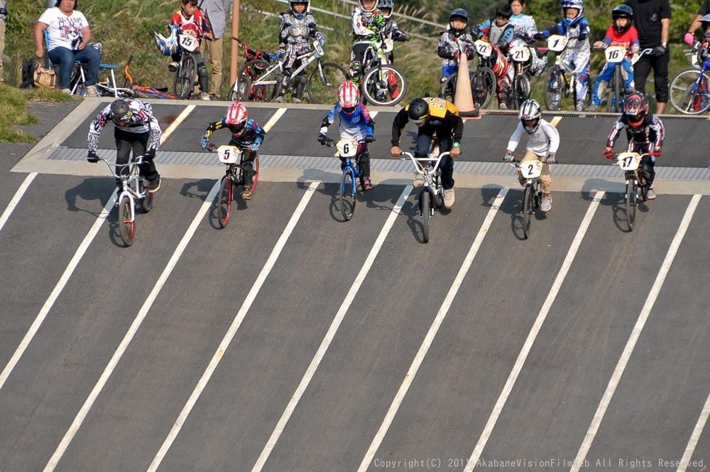 10月10日CSC BMX愛好会/チャッキーカップVOL4:チャッキーカップ第4戦予選第3ヒート~決勝_b0065730_20301849.jpg