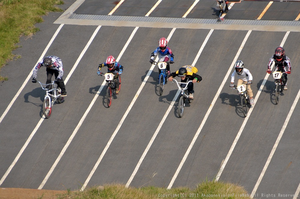 10月10日CSC BMX愛好会/チャッキーカップVOL4:チャッキーカップ第4戦予選第3ヒート~決勝_b0065730_20303015.jpg